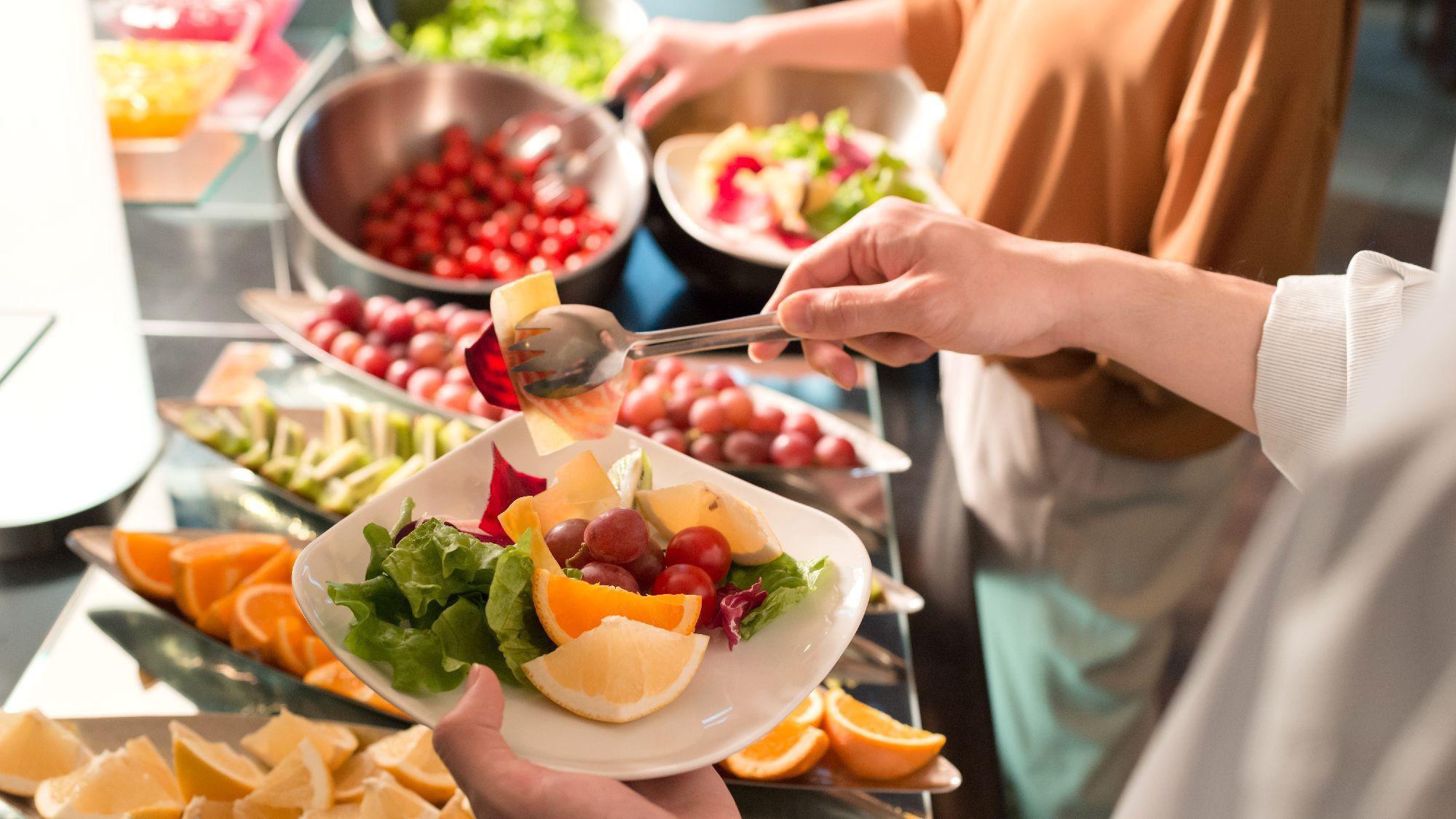 ◆朝食バイキング一例/さわやかな目覚めのひとときを