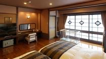 ◆【愛犬同伴OK】洋座室(一例)/ワンちゃんと一緒にお泊りいただける、和モダンタイプの洋座室