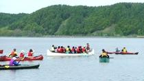 ◆カヌー体験イメージ写真(※写真提供=網走市観光協会)