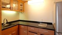 ◆【タワー棟】悠の座ステイ和洋室(一例)/キッチンや収納スペースもあり、連泊や長期滞在にもおすすめ!