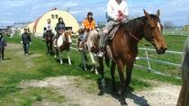 ◆乗馬体験イメージ写真(※写真提供=網走市観光協会)