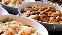 ◆朝食バイキング一例/朝からご飯が進むメニューをご用意