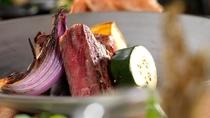 ◆灯々御膳一例/一品一品丁寧につくりあげられた季節のお料理