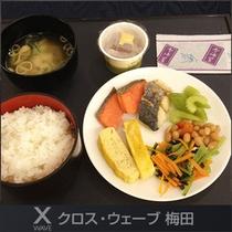 朝は和食派?