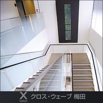 ★階段吹き抜け