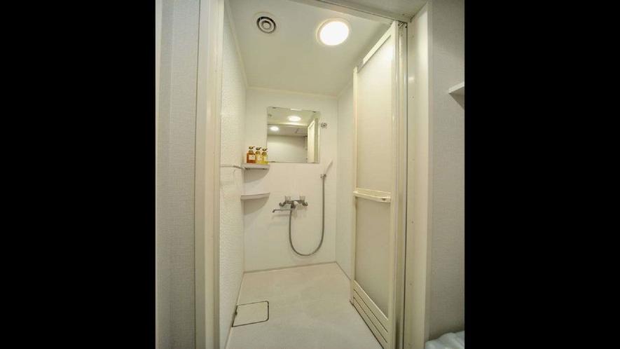 ■【客室】シャワーブース