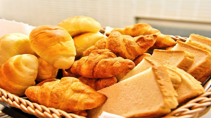 ■朝食パン(イメージ)トースターで温めてお召し上がりください。