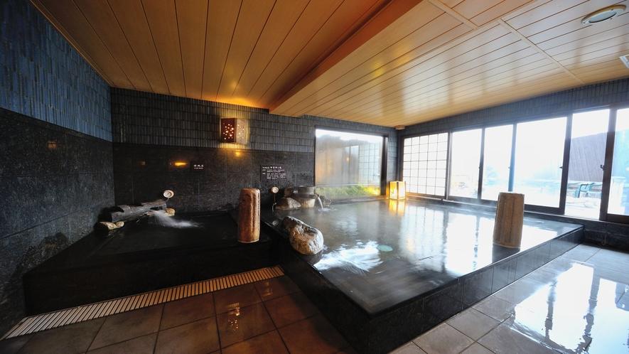 ■【男子】内風呂(湯温:41~42℃)