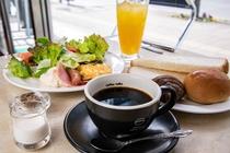 珈琲館-朝食-