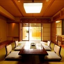 和室は広々しております。【Cタイプ】
