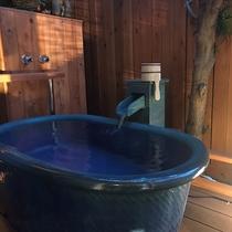 2021年3月客室露天風呂をリニューアル