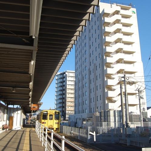JR伊万里駅から徒歩1分