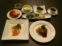 夕食例〜夕食プランB洋食〜