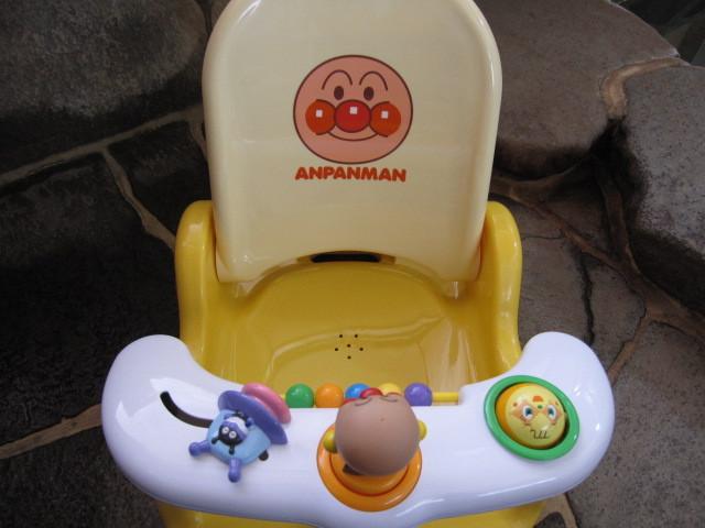アンパンマンバスチェアー