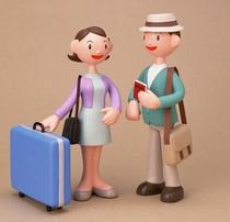 50代からの気ままな熟年二人旅プラン