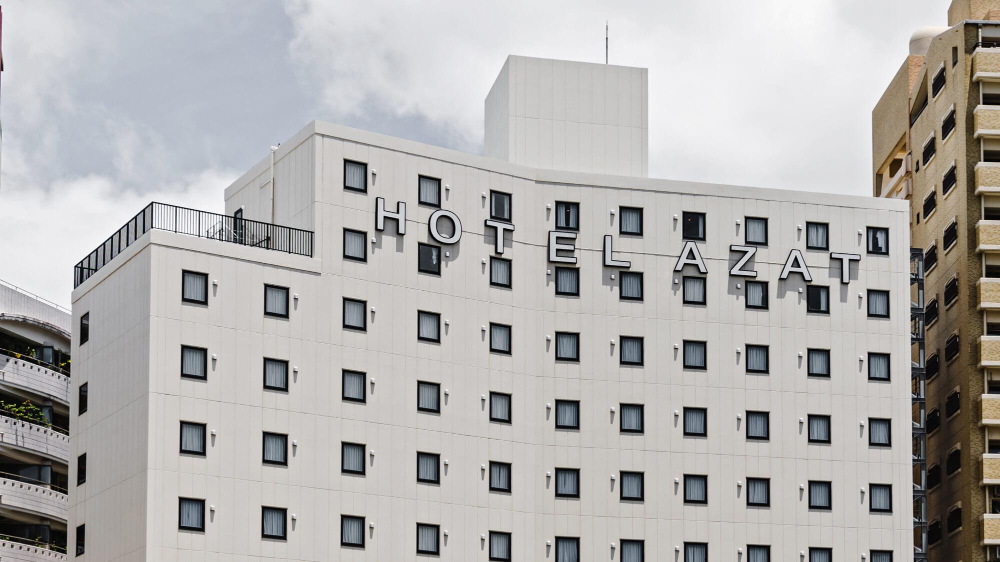 【HOTEL AZAT】2017年4月新館リバーウイング棟OPEN!