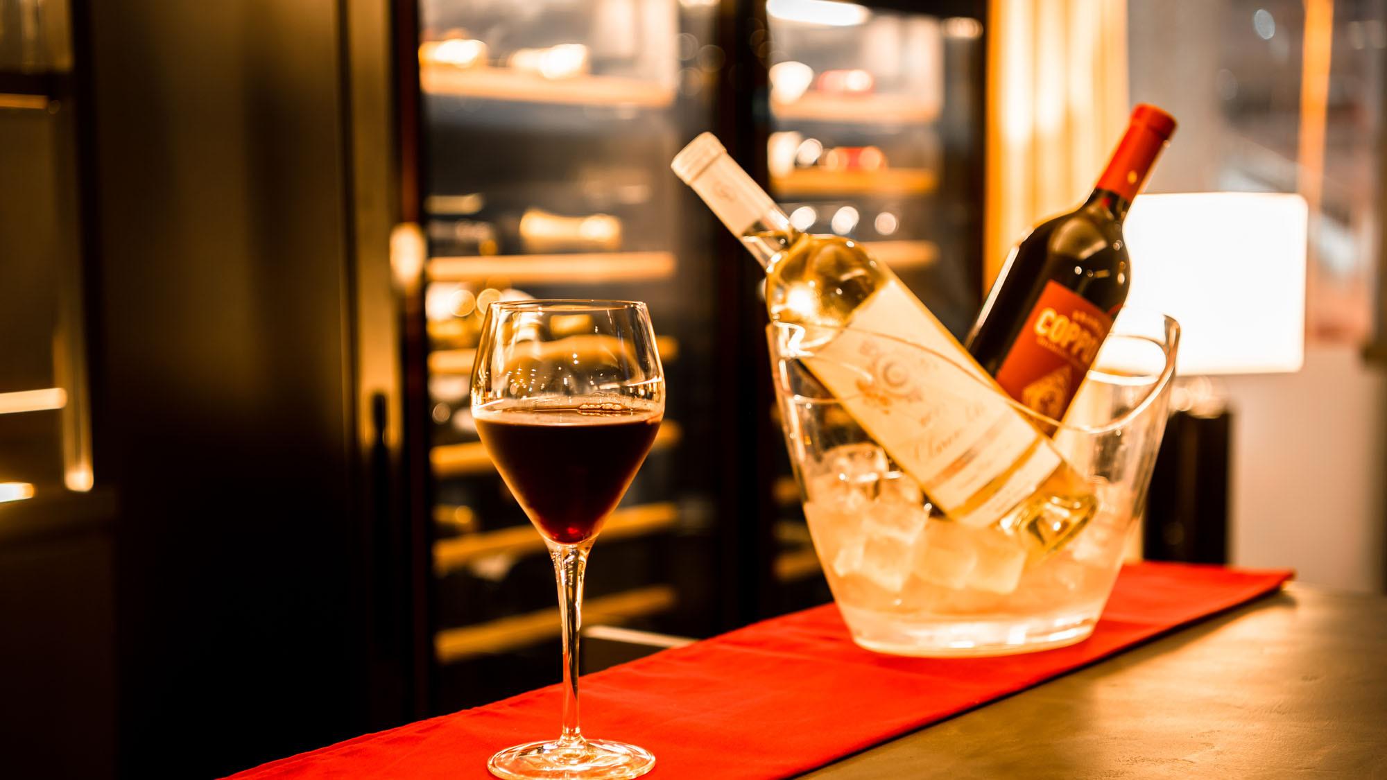 【Bar】美味しいお酒と楽しい時間
