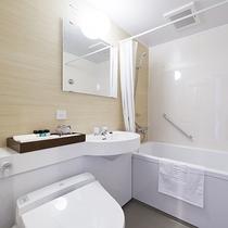 【新館リバーサイドツイン22平米】2017年4月OPEN!バスルームもピカピカ★