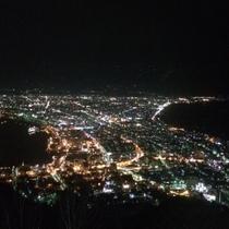 周辺観光地※イメージ 函館夜景