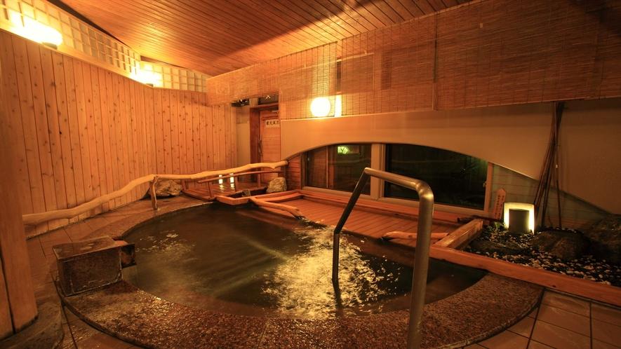 大浴場内風呂【大地の湯】