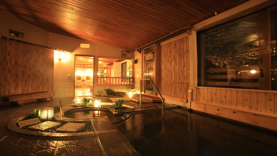 大浴場内風呂【銀河の湯】