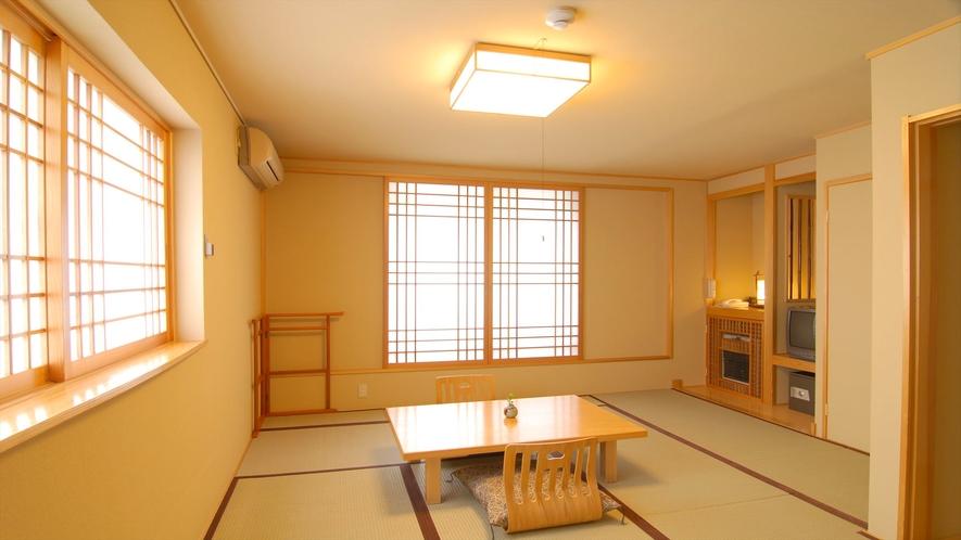 【四季彩館(エコノミー客室)】トイレ付6畳218号室