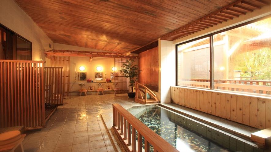 大浴場内風呂【山河の湯】