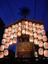 祇園祭り 宵山