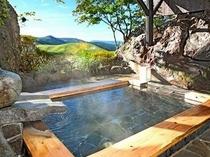 初夏の月の湯(横)