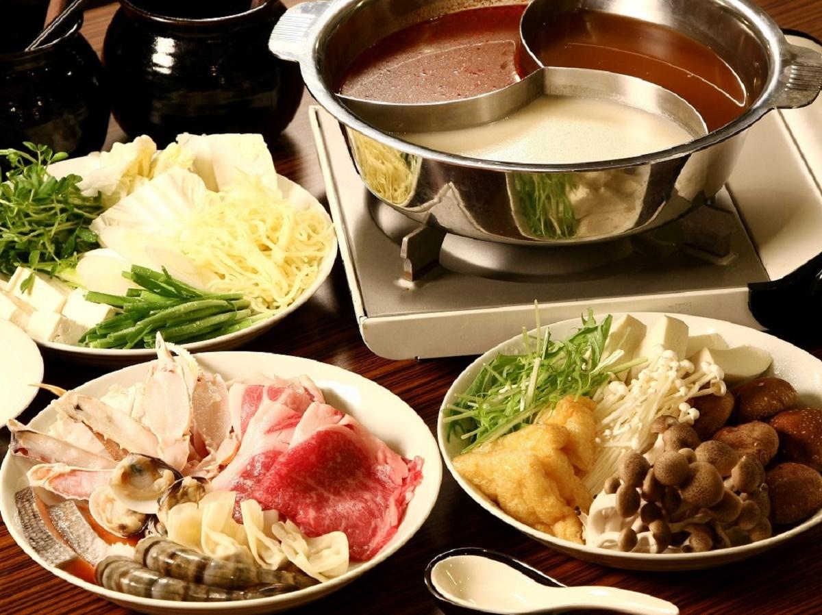 オリジナル薬膳海鮮火鍋
