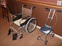 車椅子・シルバーカー