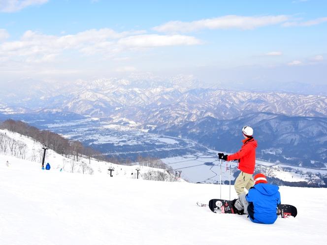 白馬五竜スキー場&Hakuba47ウインタースポーツパーク