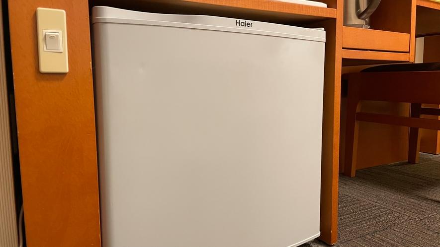 冷蔵庫【全客室完備】