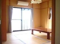 コテージ 和室