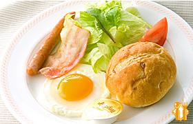 Joyfull朝食例(1)
