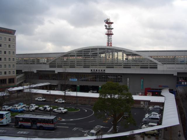 鹿児島中央駅ー1