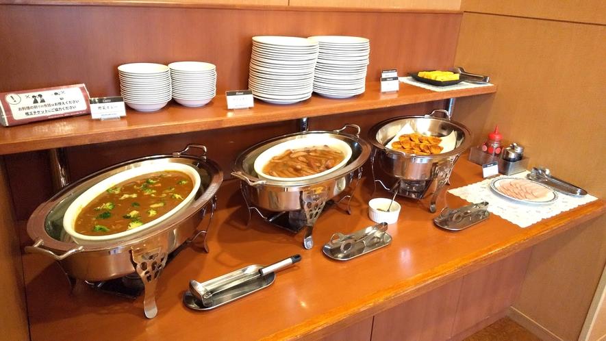 【朝食】和洋バイキング(ご利用人数によって、一部お膳提供となるお日にちもございます。)