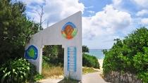 【赤崎海岸】朝日の美しいビーチ