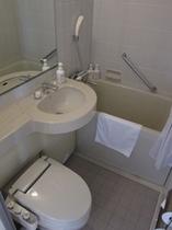 シングルルーム 風呂・トイレ・洗面所