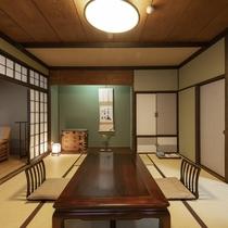 【和室】お部屋の趣はそれぞれに異なります。お愉しみください。