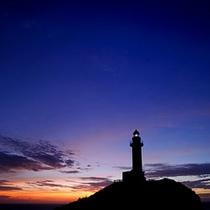 *【風景】空が徐々に夕闇へと染まっていきます…。