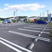 *【駐車場】駐車場は無料でご利用頂けます。