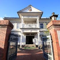 *【周辺観光/警察資料館】全国でも珍しい資料館で、宮域県の県の重要文化財に指定されています。