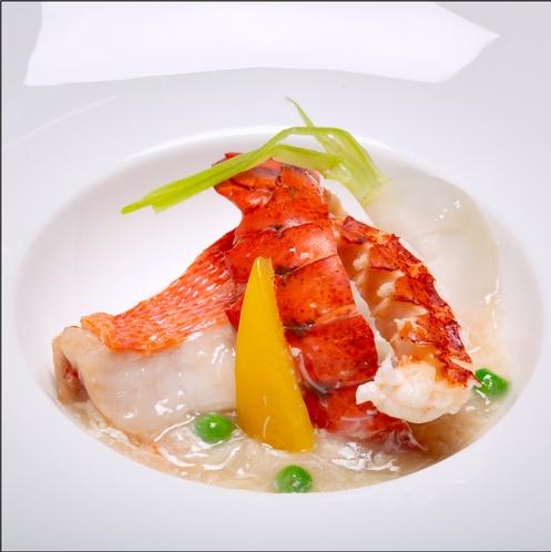 冬 スペシャリテ 鮮魚料理