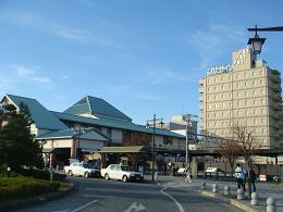 JR磐田駅北口徒歩0分!