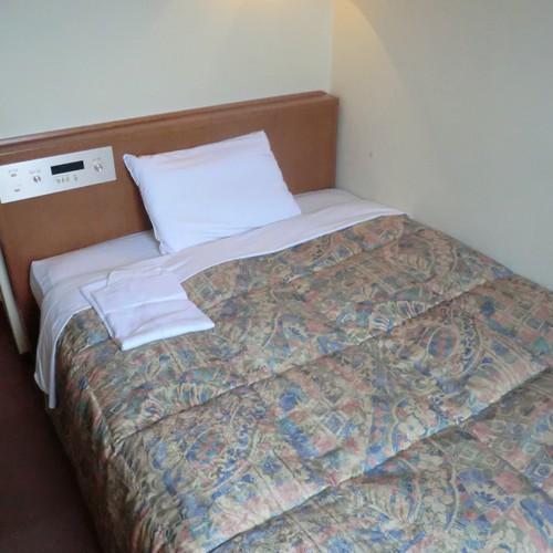 シングル ベッド1