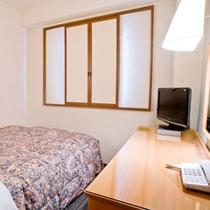 シングルルームは使いやすい12平米