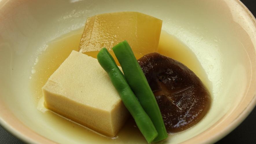 ■【夕食】単品 煮物一例