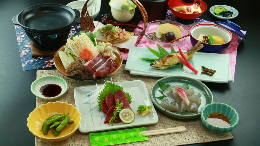 ■【夕食】一例