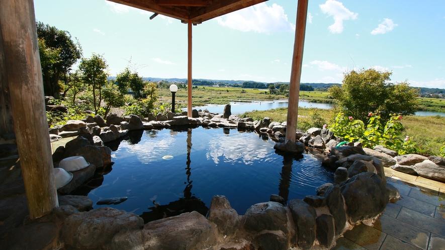 ■【温泉】雄大な自然の景色をお楽しみください